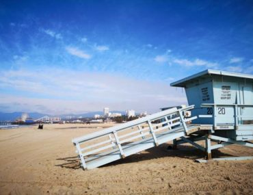 Lifeguard Tower Venice Beach