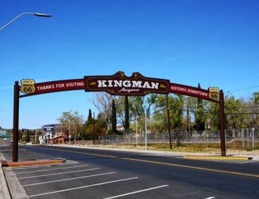 Kingman Arizona Historic Town