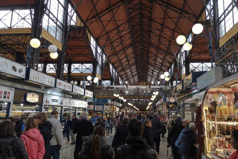budapest markthalle