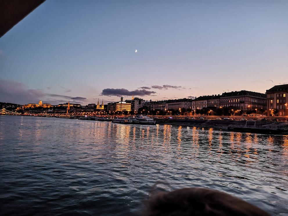 schiffsfahrt budapest